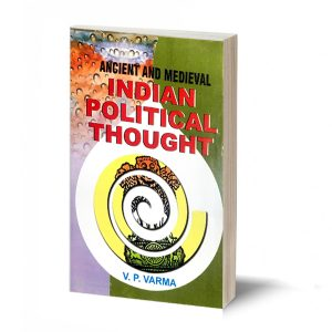 Ancient And Medieval Indian Political Thought -
