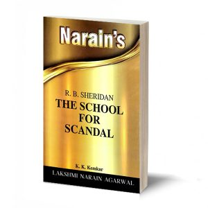 The School For Scandal * - Sheridan